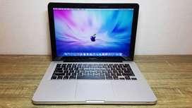 Macbook Pro 13 Inch Late 2011 MD313 Core I5 2.40GHz SSD 120GB RAM 8GB
