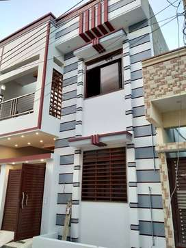 4 Bedroom beautifully constructed double story house