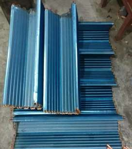 AC split compressor and cooling coil available