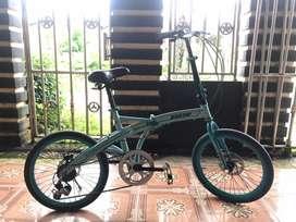 "Sepeda Lipat / Seli Exotic ""20"