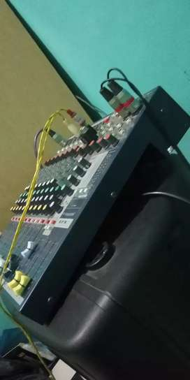 mixer soundcraft efx 8 fullset segel