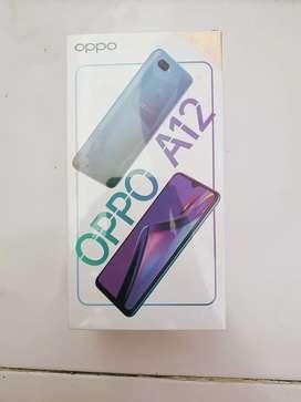 Oppo A12 4GB ( Blue Navy )