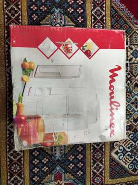 Moulinex juicer brand new