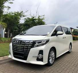 Toyota Alphard 2.4 S AT thn 2015
