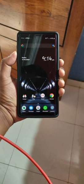 Samsung Galaxy Note 9 in excellent condition just