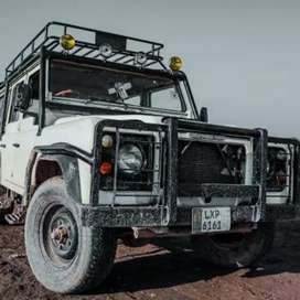 Landrover defender W110 in Good condition