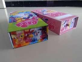 Kotak laci 3 space Little Pony