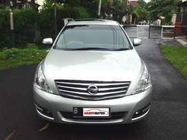 Nissan Teana XV Tahun 2010 / 2011 Sunroof Silver Matic
