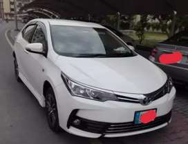 carola gli honda city for rent with drivers (Cell No.0321_666_77_87