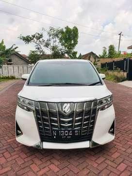 Toyota Alphard G ATPM 2020/2021 AT KM 2 Rb Asli !!