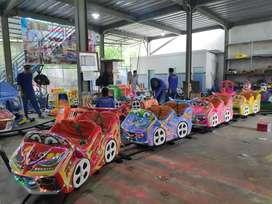 mini coaster produk pabrik ND bisa pilih warna baru odong