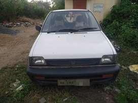 Good Condition Maruti Suzuki 800