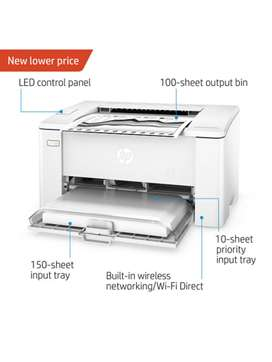 Mobile Print From HP LaserJet M102W New / also Photocopier avail