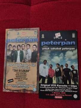 Dijual CD Karaoke Peterpan Taman Langit & ost. Alexandria