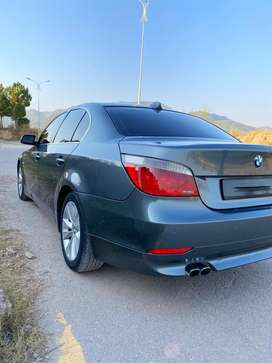 Bmw 5 series for sale in islamabad