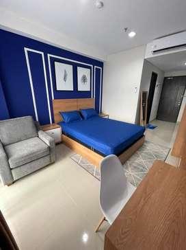 Disewakan Bulanan Apartment 100% Baru, Full Furnish
