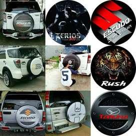 Cover/Sarung Ban Jeep/Rush/Terios/Touring/Ecosport Aja dijamin mulus b