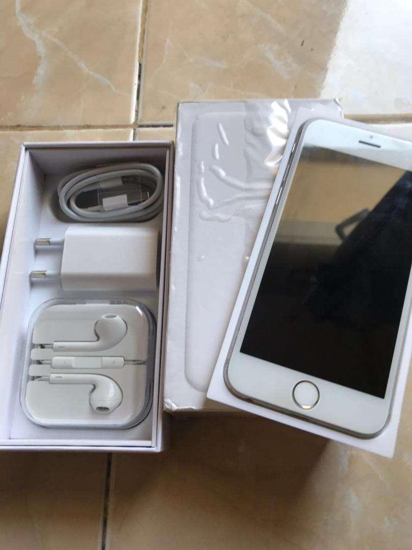 iphone 6 128gb Fullset 0