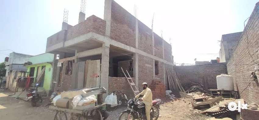 SRK Construction's 900sqft Beed By pass Back side of BAJAJ hospital 0