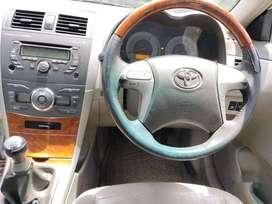 Toyota Altis petrol