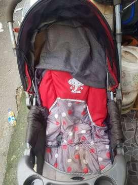 Stroller Bayi Merek Does