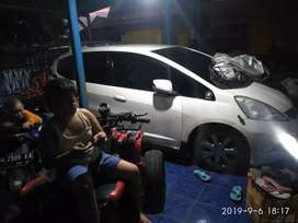 Honda Jazz RS MATIC TAHUN 2010