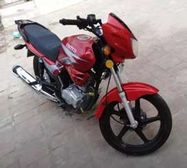 United 125 Delax Sport Edition Urgent For Sale