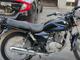 Suzuki gs150 only 8000km driven