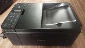 Printer Canon mx497 erorr 204 bonus cartridge