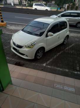 Daihatsu Sirion 2012 Bensin