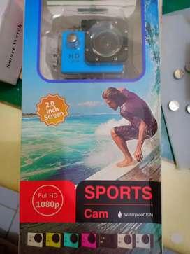 Camera Sport Cam Fullset