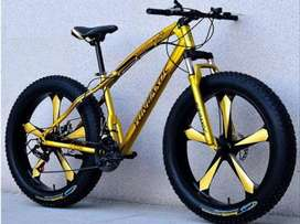 Bicycles -FAT ALLOY TYRE16999