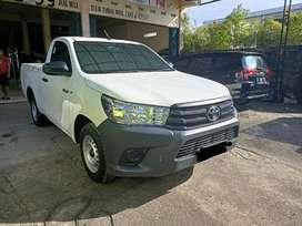 Dijual Toyota Hilux PU th. 2019