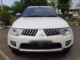 Mitsubishi Pajero Exceed Automatic Tahun 2013 ( NIK 2012 )