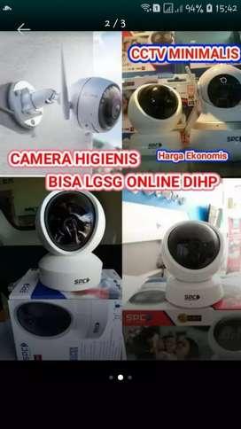 DISTRIBUTOR CCTV 1CAMERA LANGSUNG PANTAU DIHP