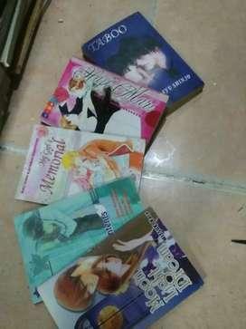 5 bh buku cerita ank remaja kond utuh mls lkp borong murah2 sj tuh