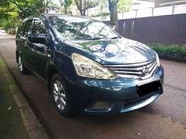 Nissan Grand Livina 2014 Special Color SV MT Mulus Istimewa Siap Pakai
