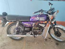 Rx100 fully ported 135  test 2023