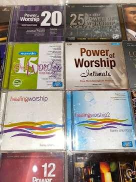 CD original lagu rohani