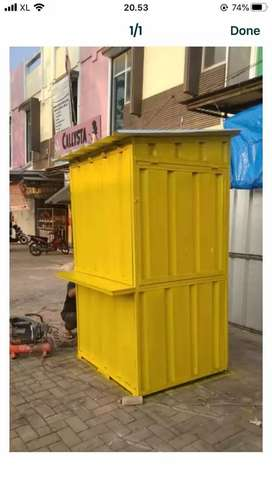 CONTAINER OFFICE/MINI BAR CONTAINER/STAND BAZAR/STAND CONTAINER/BOOTH