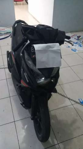 Honda Beat sporty cw