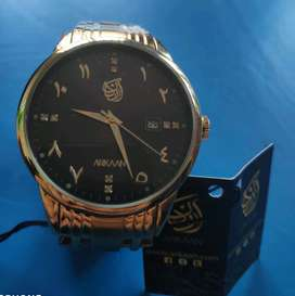 EXCLUSIVE Jam Tangan Emas Arkaan AR004M Original...