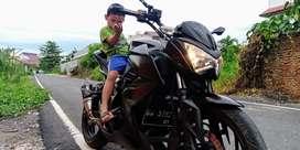 Kawasaki z 250 naked bike 250 cc 2 silender