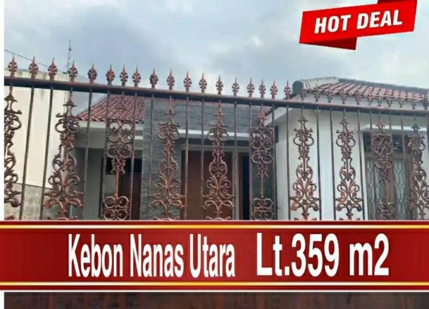Kebon Nanas Utara Tanahnya Luass Jakarta Timur