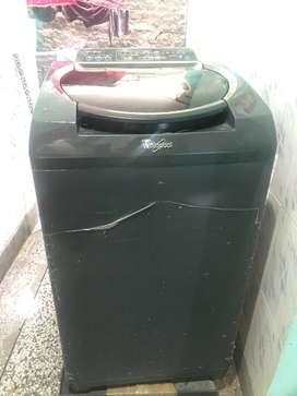 Full Automatic Whirlpool Washing Machine