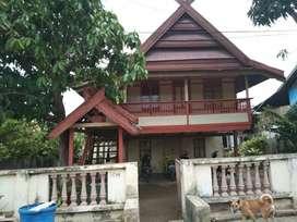 Dijual Rumah di Tengah Kota Benteng Selayar 13x19 m2