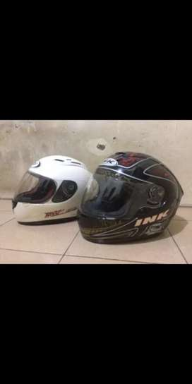 Helm Ink  & Kyt Full face