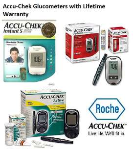 Accu-Chek Gluco Meters and Testing Strips 25 / 50 / 100