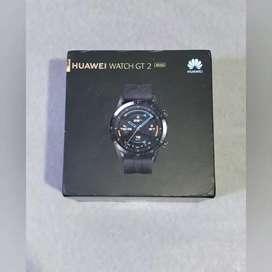 Brand New Huawei GT 2 Smartwatch 46mm - Black