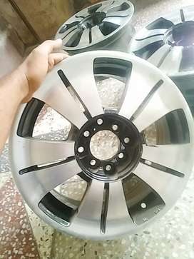 "15"" alloy Rims for CHARADE / CULTUS"